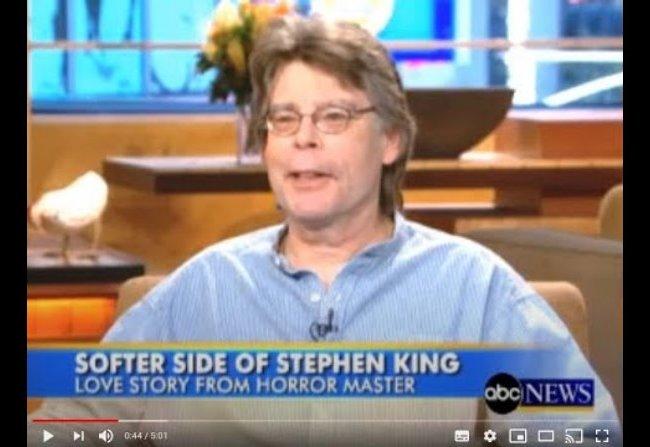 Entrevista a King en 2006