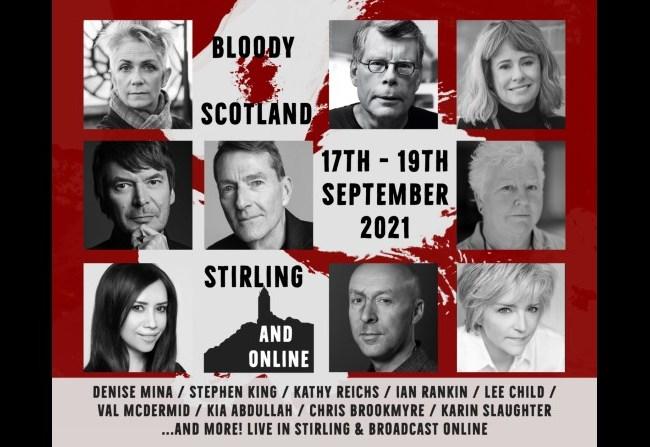 Festival Bloody Scotland