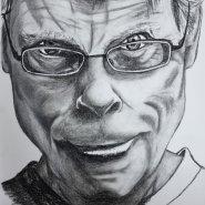 «Stephen King», por Fernando Monzón