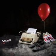 Vans: modelos exclusivos de Stephen King