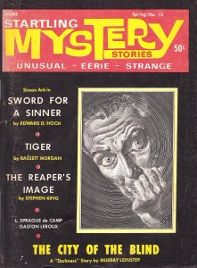 Startling Mystery Stories 12 - Front