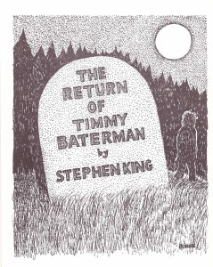 The Return of Timmy Baterman - Title