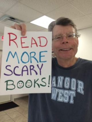 stephen-king_horror_selfie