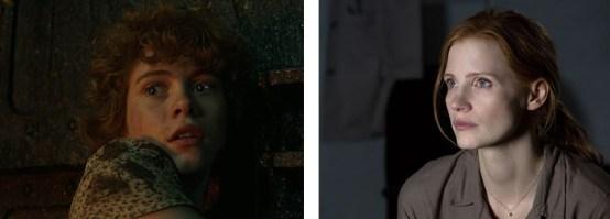 Jessica Chastain Beverly Marsh Ça le film