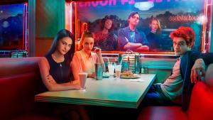 "Episode de Riverdale ""Carrie : The Musical"""
