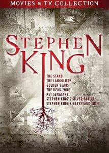 Nouveau coffret de films et téléfilms de Stephen King