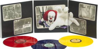 waxwork records stephen king it ca vinyle bande originale