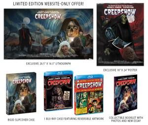 Creepshow : nouvelle édition limitée du film avec des bonus inédits
