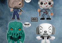 funko pop exclusive horror