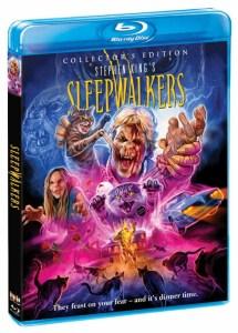 Sleepwalkers (La Nuit Déchirée) en Blu-Ray collector