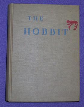 First American Edition of The Hobbit