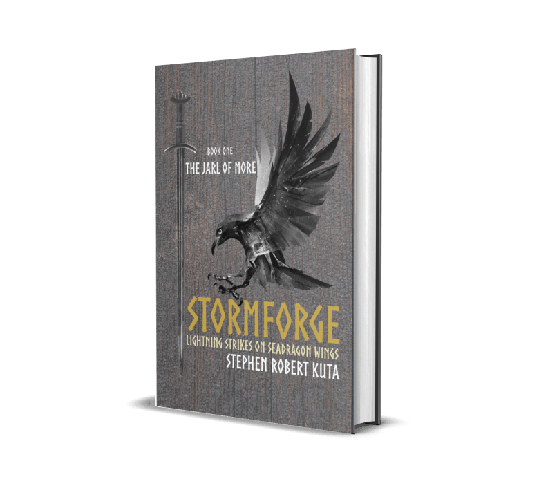Stormforge Saga Book One The Jarl of More