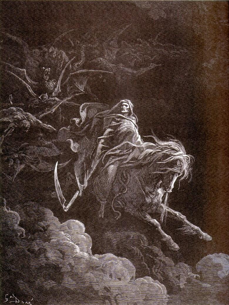 Apocalypse, horsemen
