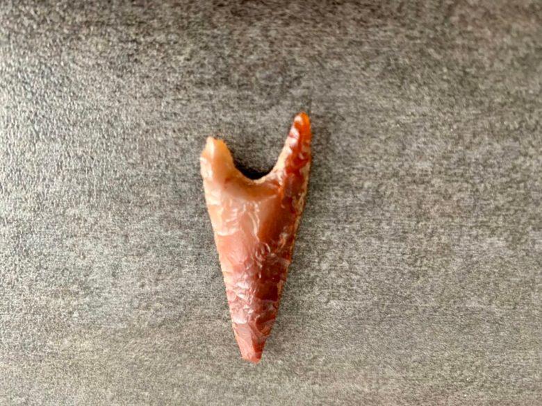 Neolithic Arrow Head (British Find)