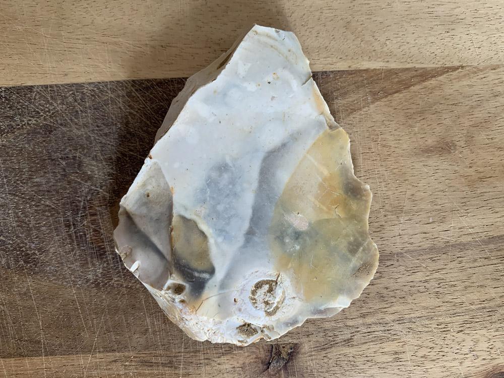 Mesolithic Stone Axe Head