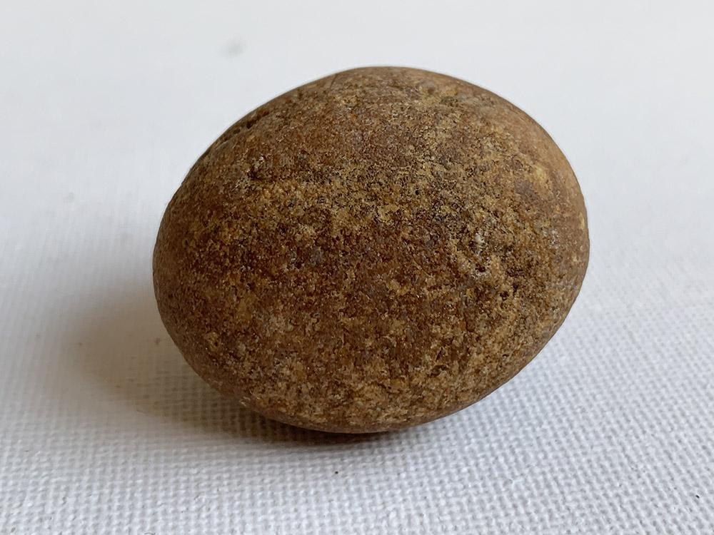 Impressive Small Mesolithic Hammer-Stone