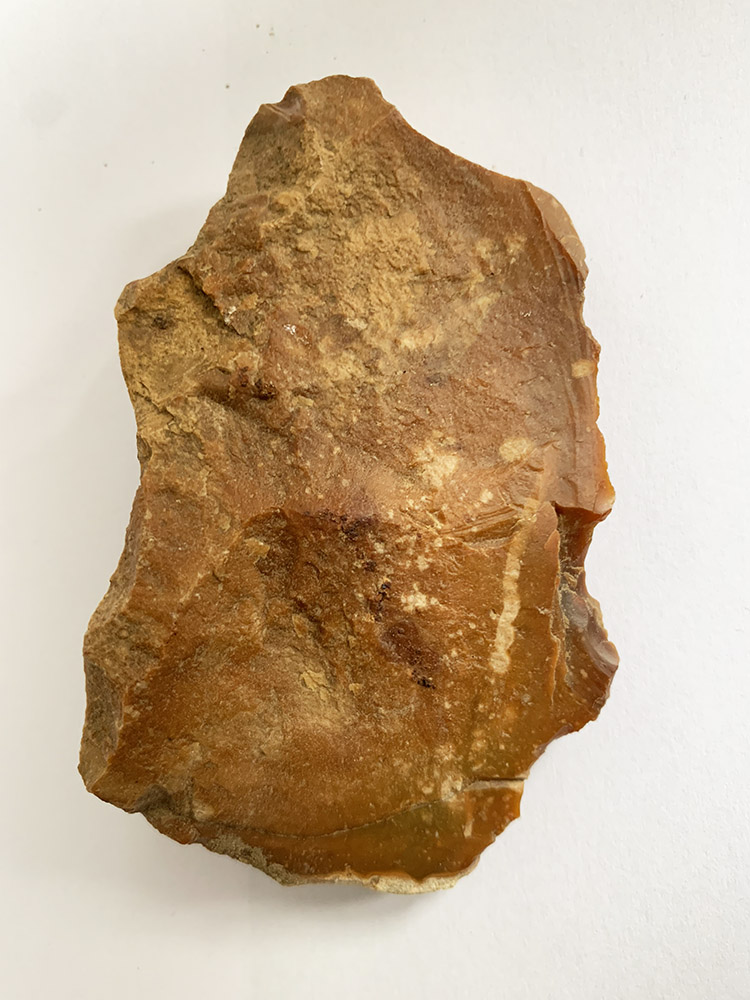Large Neolithic Side Scraper