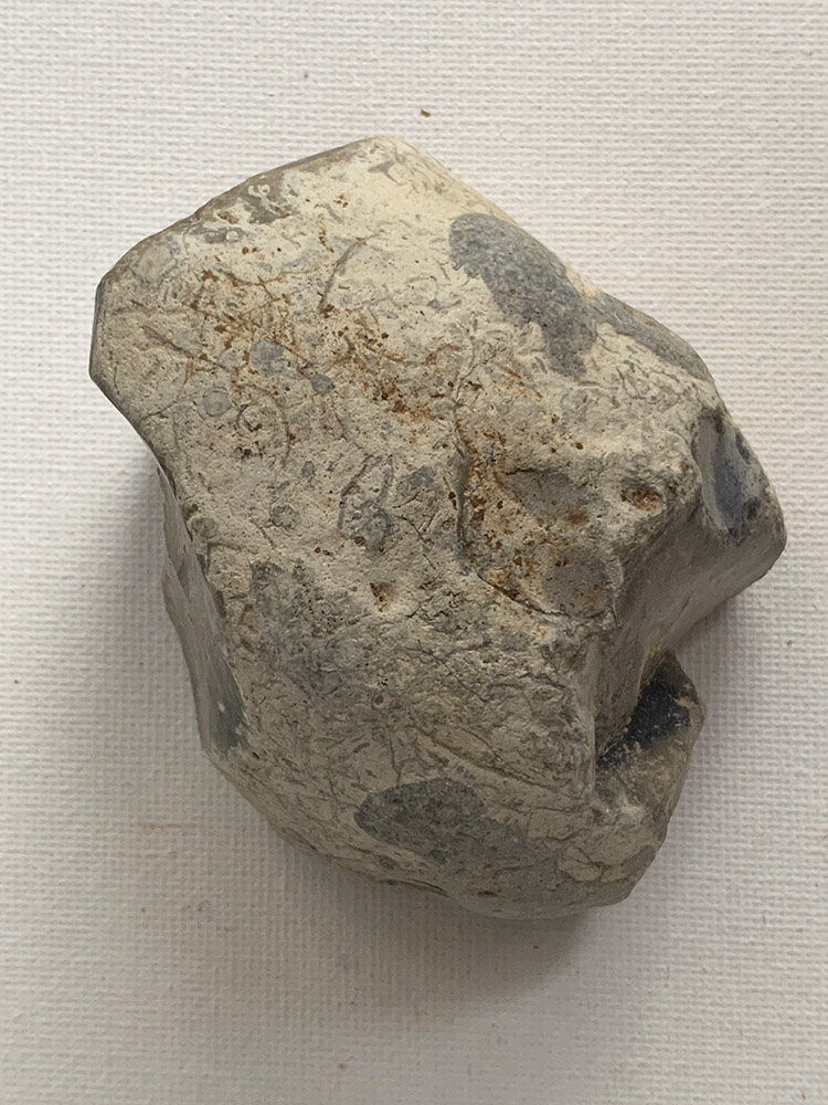 Neolithic Stone Hand Sculpture