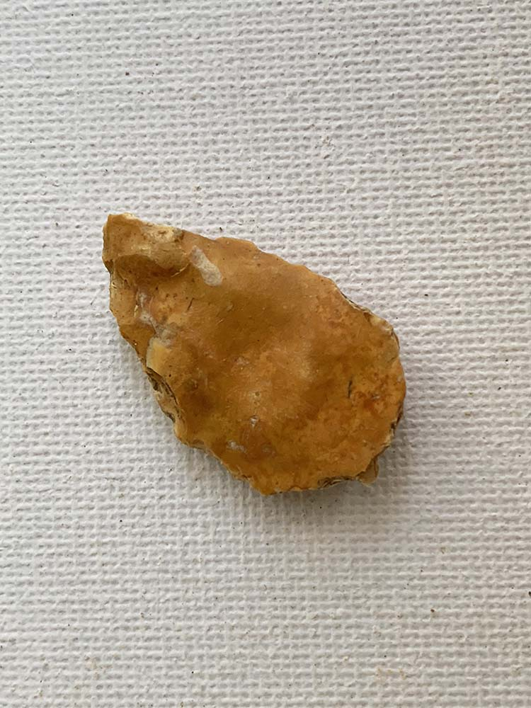 Neolithic Leaf Shaped Arrowhead