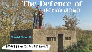 Little Waltham Walk & The Village World War II Pillboxes | The Defence Of The River Chelmer