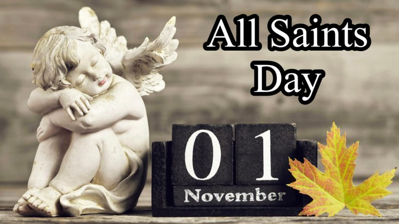 All Saints Day | 1st November | All Hallows' Day | Hallowmas | All Souls Day | Vlog 34