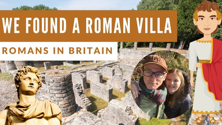 Lost Roman Villa Of Chelmsford | Romans in Britain