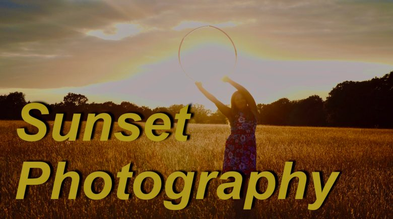 Sunset Photography | Sunset Lover | Photography Ideas | Photography for Kids | Stephen and Yhana