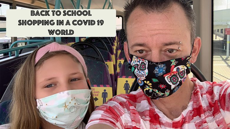 Back to school shopping in a Covid 19 World   Chelmsford Cathedral too   Stephen and Yhana   Vlog 12