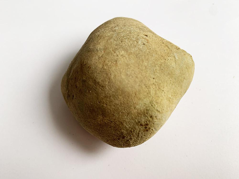 Small Flint Nodule / Hammer-Stone