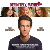 Soundtrack for film Definitely, Maybe (solo piano, produced by Adam Brooks)