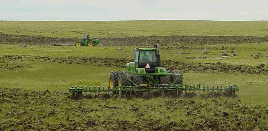 conversion of US grassland