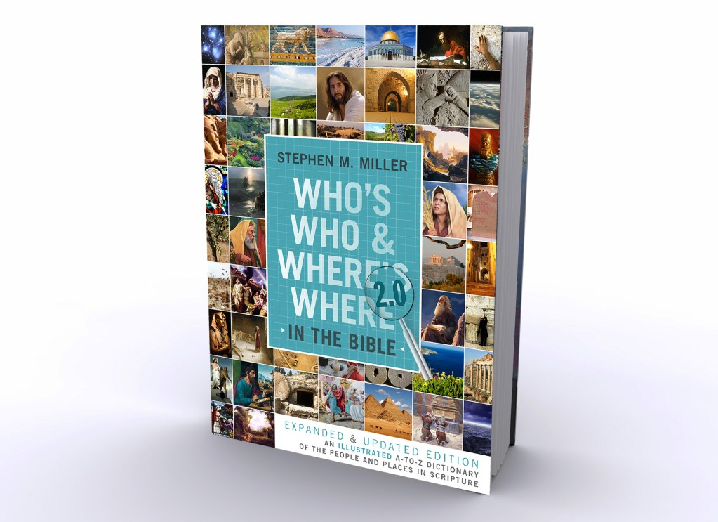 Who's Who & Where's Where in the Bible 2.0