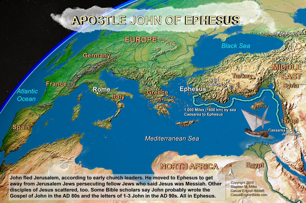 Apostle John the Turk