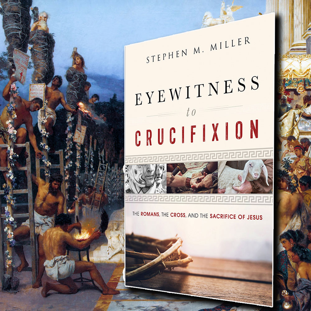 cover of Eyewitness to Crucifixion
