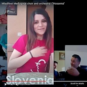 screen shot of international choir