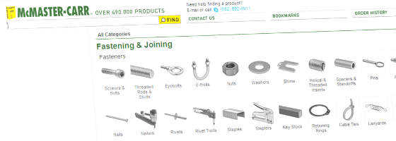 McMaster Carr