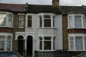 Typical East Ham house