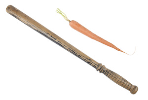 the carrot or the stick?