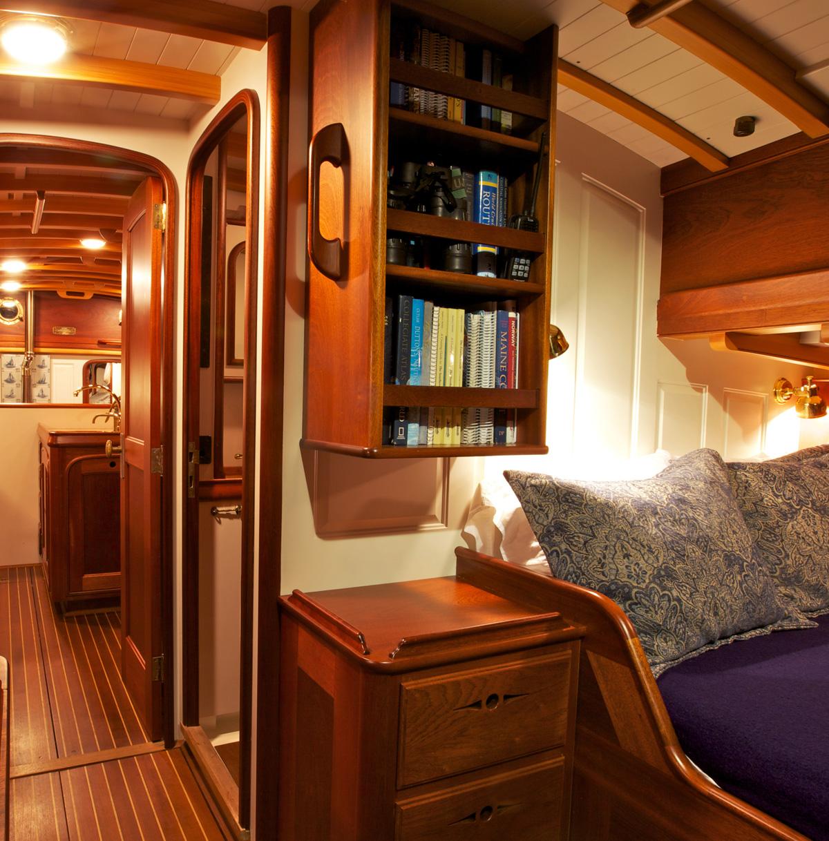 Marjorie Stephens Waring Yacht Design