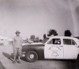 Scott Smith is the youngest member of the Pacific Northwest Truck Museum located in Salem, Oregon.