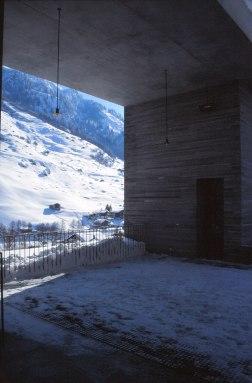 Therme Vals, Switzerland - Peter Zumthor 22_Stephen Varady photo ©