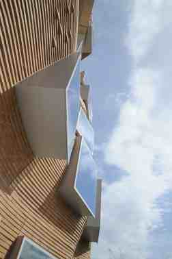 UTS Business School, Sydney - Frank Gehry 33_Stephen Varady Photo ©