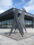 Neue Nationalgallerie, Berlin - Mies van der Rohe 07_Stephen Varady photo ©
