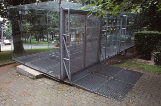 Groningen Glass Video Gallery by Bernard Tschumi 02_Stephen Varady Photo ©
