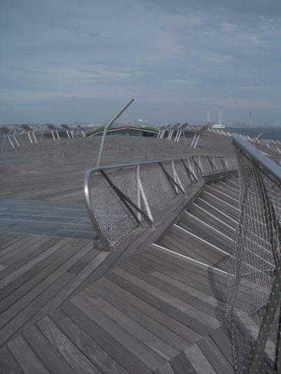 Yokohama Port Terminal by Foreign Office Architects 40_Stephen Varady Photo ©