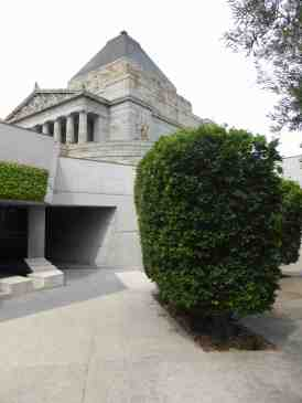 Shrine of Remembrance by ARM 07_Stephen Varady Photo ©
