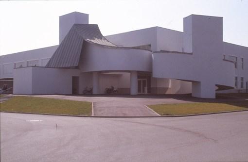 Vitra Design Museum by Frank Gehry 23_Stephen Varady Photo ©