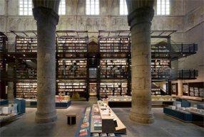 Boekhandel Dominicanen by Merkx + Girod 06