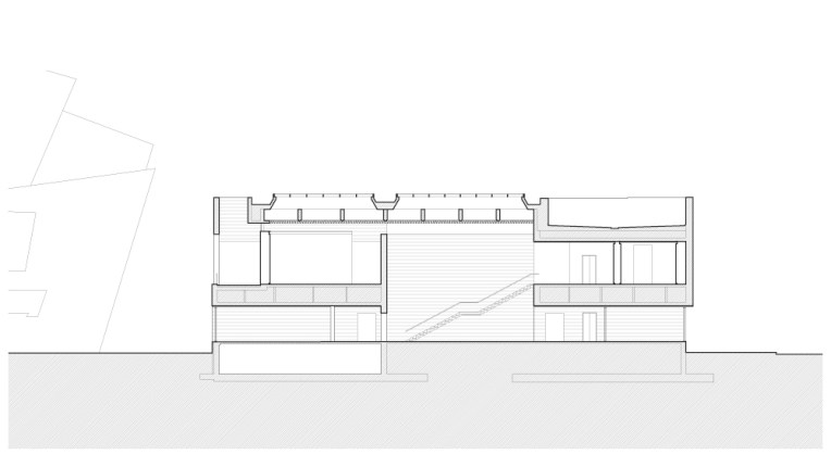 Clyfford Still Museum by Allied Works Architecture - section 3