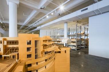 Richard Meier Model Museum by Richard Meier 08